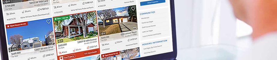 IDX Websites for New England Real Estate Network NEREN